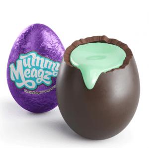 fondant filled chocolate egg image