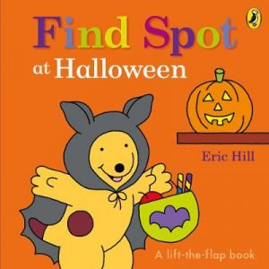 find spot at halloween book image
